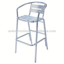 Outdoor aluminium modern bar chairs 2012