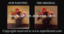NEW design still life flower oil painting