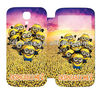 Cute Flip mobile phone cover and Back Case Cover For Samsung Galaxy S4 design with SpongeBob