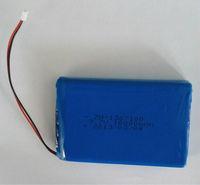 3.7 v 10000mAh flat lithium battery for tablet pc