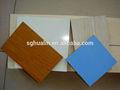 18mm melamina mdf para muebles, fabricante de tableros mdf