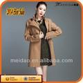 2013 moda senhora casaco casaco de outono inverno de roupas de lã de mulheres