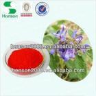 Nature plant extract 1.0%-98% tanshinone I HPLC by salvia miltiorrhiza iia extract CAS 568-73-0