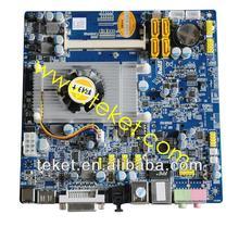 Intel IONN3M7AL Mini-ITX Motherboard Atom N330 with nVidia MCP7A for HTPC+1*HDMI+1*LVDS+1*DVI