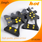 Anti-slip ice spikes shoes Snow Grabber best quality safety shoes protector