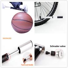 Mini bicycle pump/mountaion bike parts (JG-1001)