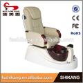 novo design branco cadeira pedicure manicure e pedicure equipamentos