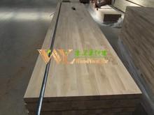 Finger Joint Laminated board/ panel/ worktop/ Countertop/ solid wood shelving OAK (FJLB),Finger Joined Boards