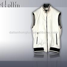 Casual men's spring vest 2015 white