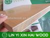 High grade malacca core melamine compressed wood blockboards
