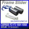 For HONDA CBR600 F2 F3 1991-1998 Frame Sliders Motorcycle Sliders FFSHD001