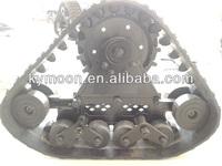 ATV/SUV rubber track/crawler/belt convert system/ kits