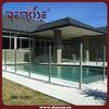 plexiglass glass deck railing/child safety pool fence
