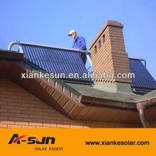 Heat Pipe Evacuated Tube Solar Collector(SRCC,SOLAR KEYMARK,CE,ISO)