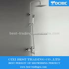 Chrome massage hand-held shower heads,shower units