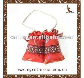 red closet aroma scent sachet bag air freshener for home