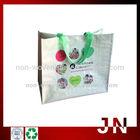 Custom Logo PP Laminated Non Woven Bag,PP non-woven tote bag
