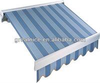 diy aluminum outdoor shade canopy