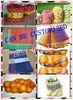 firewood mesh bag mesh produce bags