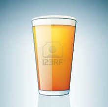 16oz beer drinking glass/water drinking glass logo can be customized