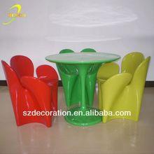 Latest Fiberglass flat pack rocking chair