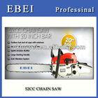 professional echo chain saw 5200
