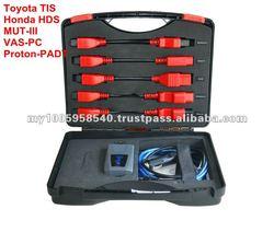 Wireless Auto Scanner Godiag M8 Toyota Tis, Honda HDS, Mitsubishi MUT-3 ,VAS-PC and Proton PADT 5 in 1