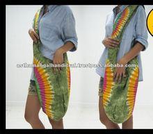 New arrival - Tie dye cotton shoulder Bag
