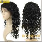 aaaaa human hair full lace wig