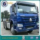 2013 new style tractors trucks,sinotruk 6x4 tractor trucks,used howo tractor euro2