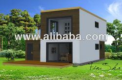 Wooden element house - www.finska.ee