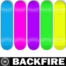 Backfire 2013 BETTER MADE BLANKS: 5 - 8 Asst Skate DECKS w/ JESSUP