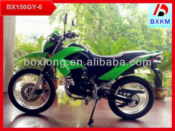 2014 yeni tasarım ucuz satış 200cc kir motosiklet/bisiklet