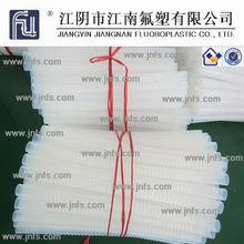 Transparent PTFE ondulé tubes