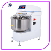 High production industrial cake mixers for baking