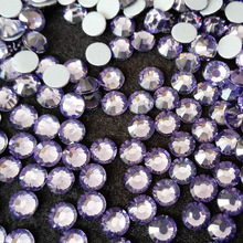 large flat back rhinestone for shoes embelishment