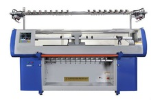MULTI GAGUE JACQUARD KNITTING MACHINE