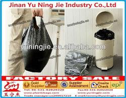 colored t shirt garbage bag/plastic bag garbage bag/china manufacturing