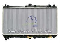 high performance radiator aluminum auto radiator for mazda MX5'98 1.6/1.8G MIATA AUT'98 AT