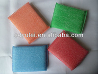 new kitchen products plastic cleaning sponge