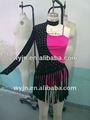 2014 nuevo diseño! De patinaje sobre hielo vestidos para niñas& las mujeres