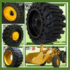 good price 15-19.5 loader solid tyre for new/used cars for sale in germany