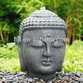 石の彫刻仏噴水の彫像