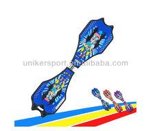 SB58 PU wheels, Child Snakeboard,Streetboard,Pivotboard,Vigor Skateboard