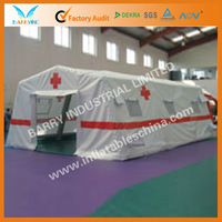 BY emergency relief tent,Inflatable relief tent for sale