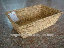riciclato a buon mercato ingrosso intrecciato a mano fare paglia cestino del pane