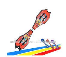 SB59 PU wheels, Child Snakeboard,Streetboard,Pivotboard,Vigor Skateboard
