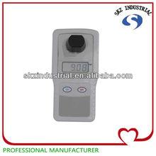 digital electronic portable pool water chlorine tester