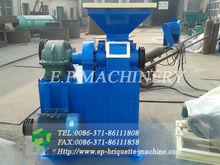 High profit & compact structure coke powder briquette press machine