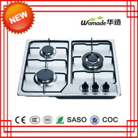 3 burners gas cooker Stainless steel built-in GAS STOVE/GAS HOB/GAS COOKTOP WM-613A